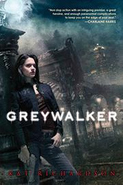 Cover art for GREYWALKER
