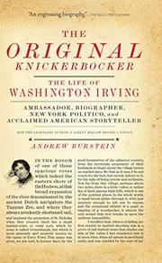 Cover art for THE ORIGINAL KNICKERBOCKER