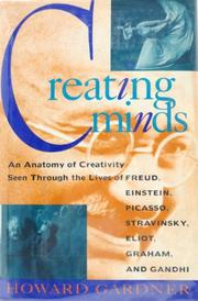 Cover art for CREATING MINDS