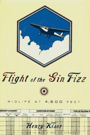 Book Cover for FLIGHT OF THE GIN FIZZ