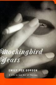 Cover art for MOCKINGBIRD YEARS