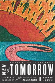 Book Cover for MEN OF TOMORROW