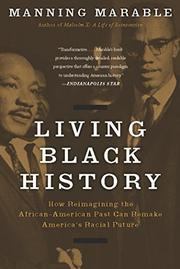 Cover art for LIVING BLACK HISTORY