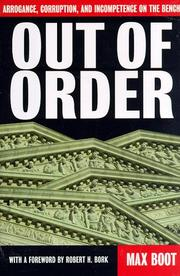 Cover art for OUT OF ORDER