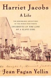 Book Cover for HARRIET JACOBS