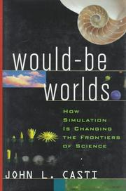 Cover art for WOULD-BE WORLDS