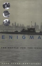 Cover art for ENIGMA
