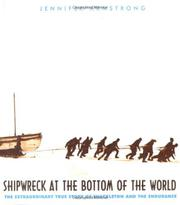 Cover art for SHIPWRECK AT THE BOTTOM OF THE WORLD