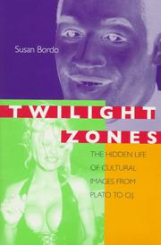 Cover art for TWILIGHT ZONES