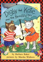Cover art for DIGBY AND KATE AND THE BEAUTIFUL DAY