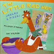 Book Cover for THE LITTLE RED HEN (MAKES A PIZZA)