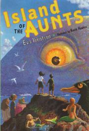 Cover art for ISLAND OF THE AUNTS