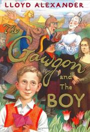 Cover art for THE GAWGON AND THE BOY