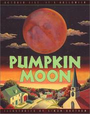 Cover art for PUMPKIN MOON