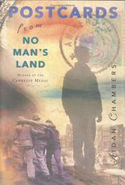 Cover art for POSTCARDS FROM NO MAN'S LAND