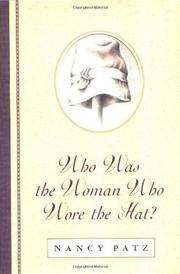 Cover art for WHO WAS THE WOMAN WHO WORE THE HAT?