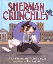 Cover art for SHERMAN CRUNCHLEY
