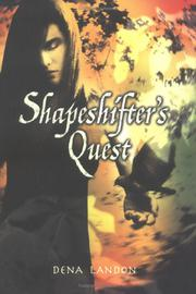 Cover art for SHAPESHIFTER'S QUEST