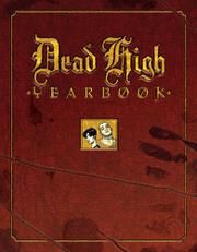 Cover art for DEAD HIGH YEARBOOK