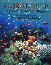 Cover art for CORAL REEF