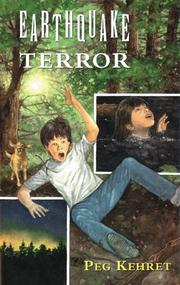 Cover art for EARTHQUAKE TERROR