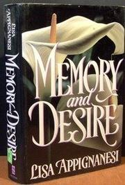 Book Cover for MEMORY AND DESIRE