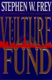 Cover art for THE VULTURE FUND