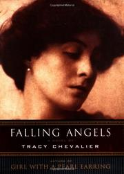 Cover art for FALLING ANGELS
