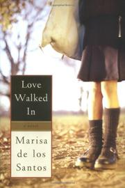 Book Cover for LOVE WALKED IN