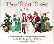 Book Cover for THREE PERFECT PEACHES