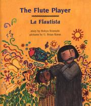 Book Cover for THE FLUTE PLAYER/LA FLAUTISTA