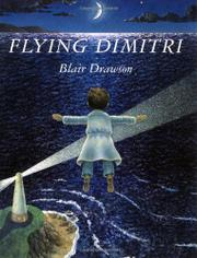 Cover art for FLYING DIMITRI