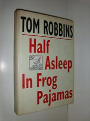 Cover art for HALF ASLEEP IN FROG PAJAMAS