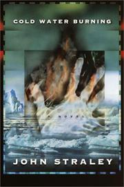 Cover art for COLD WATER BURNING