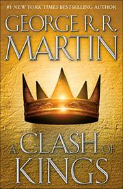 Cover art for A CLASH OF KINGS