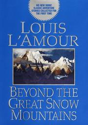 Cover art for BEYOND THE GREAT SNOW MOUNTAINS