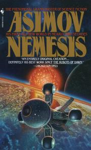 Cover art for NEMESIS