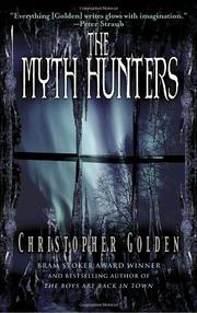 Cover art for THE MYTH HUNTERS