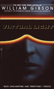 Book Cover for VIRTUAL LIGHT