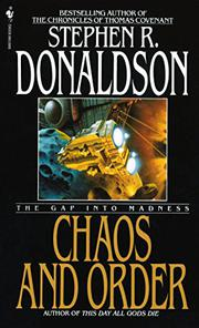Cover art for CHAOS AND ORDER