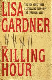 Cover art for THE KILLING HOUR