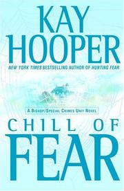 Cover art for CHILL OF FEAR