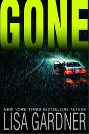 Book Cover for GONE