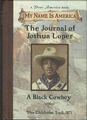 Cover art for THE JOURNAL OF JOSHUA LOPER
