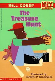 Book Cover for THE TREASURE HUNT