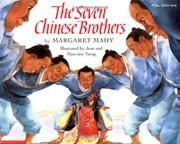 Cover art for THE SEVEN CHINESE BROTHERS