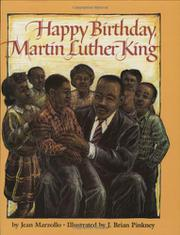 Book Cover for HAPPY BIRTHDAY, MARTIN LUTHER KING
