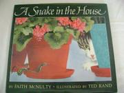 Cover art for A SNAKE IN THE HOUSE