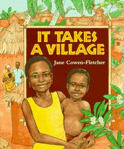 Cover art for IT TAKES A VILLAGE
