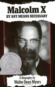 Cover art for MALCOLM X